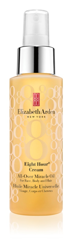 Elizabeth Arden Eight Hour Cream All-Over Miracle Oil Moisturizing Oil for Face, Body and Hair
