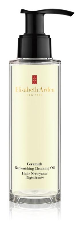 Elizabeth Arden Ceramide Replenshing Cleansing Oil олійка для зняття макіяжу