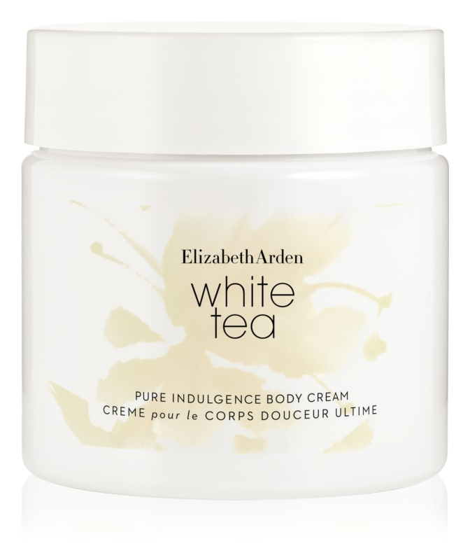 Elizabeth Arden White Tea Pure Indulgence Body Cream krem do ciała dla kobiet 400 ml