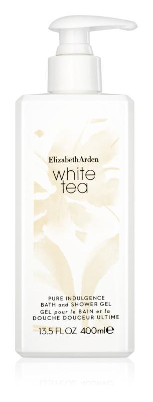 Elizabeth Arden White Tea Pure Indulgence Bath and Shower Gel sprchový gél pre ženy 400 ml