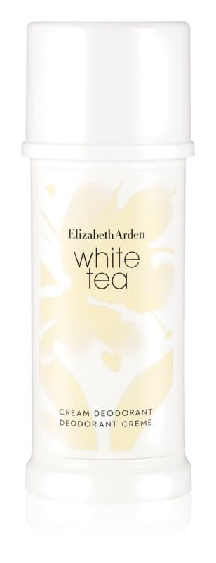 Elizabeth Arden White Tea Cream Deodorant Deodorant Cream for Women 40 ml