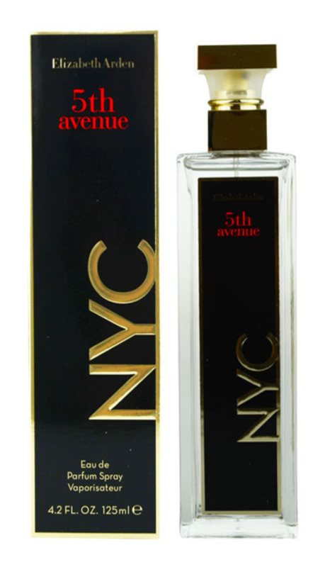 Elizabeth Arden 5th Avenue NYC Eau de Parfum für Damen 125 ml