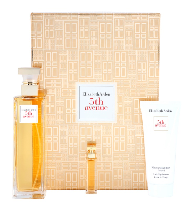 Elizabeth Arden 5th Avenue Gift Set  I.