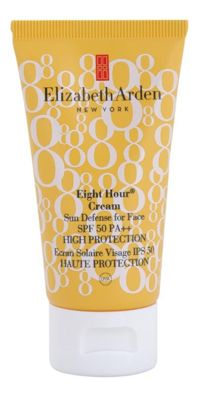 Elizabeth Arden Eight Hour Cream Sun Defense For Face krem do opalania do twarzy SPF50