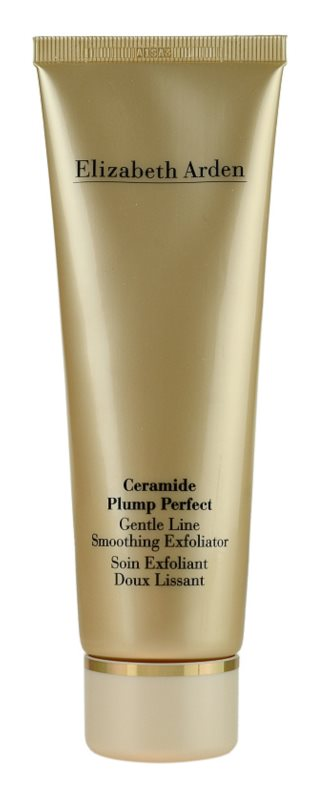 Elizabeth Arden Ceramide Plump Perfect Gentle Line Smoothing Exfoliator Creamy Peeling For Face