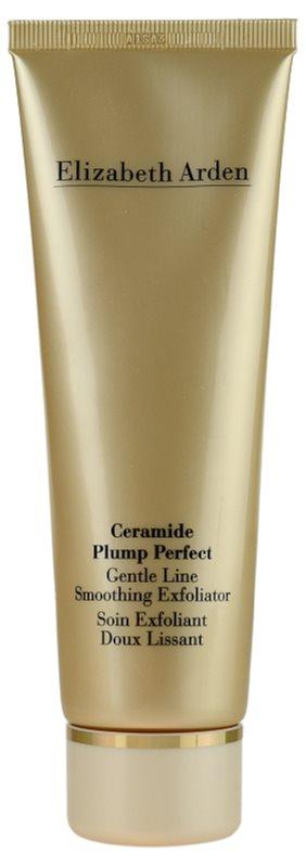 Elizabeth Arden Ceramide Plump Perfect Gentle Line Smoothing Exfoliator gommage crème visage