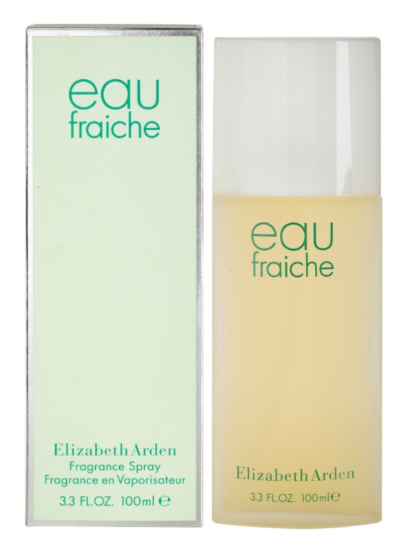 Elizabeth Arden Eau Fraiche Eau de Toilette voor Vrouwen  100 ml