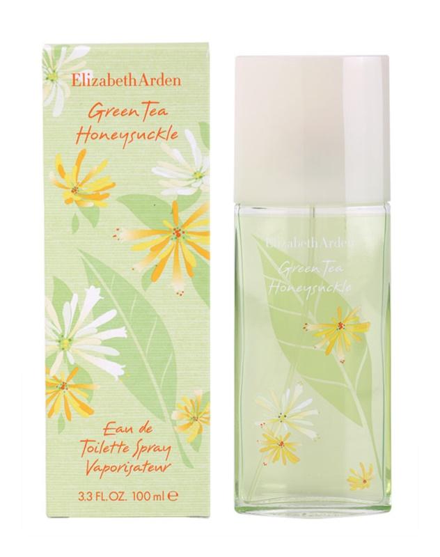 Elizabeth Arden Green Tea Honeysuckle Eau de Toilette Für Damen 100 ml