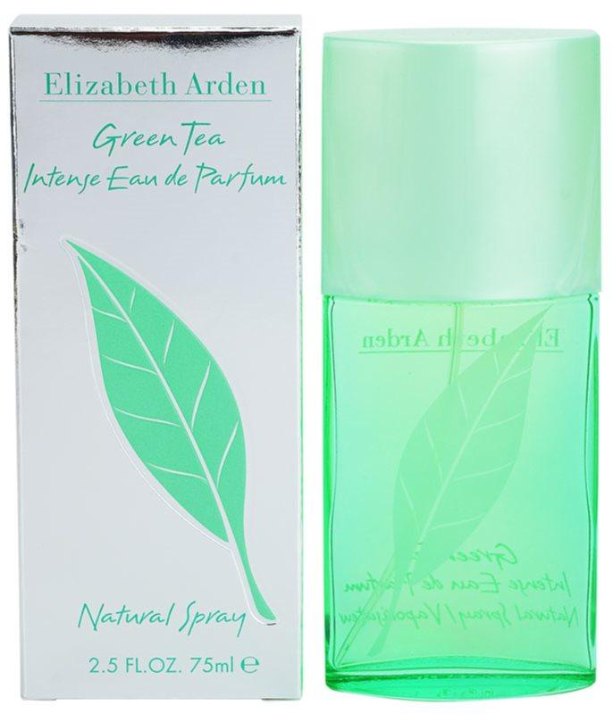 Elizabeth Arden Green Tea Intense Eau de Parfum für Damen 75 ml