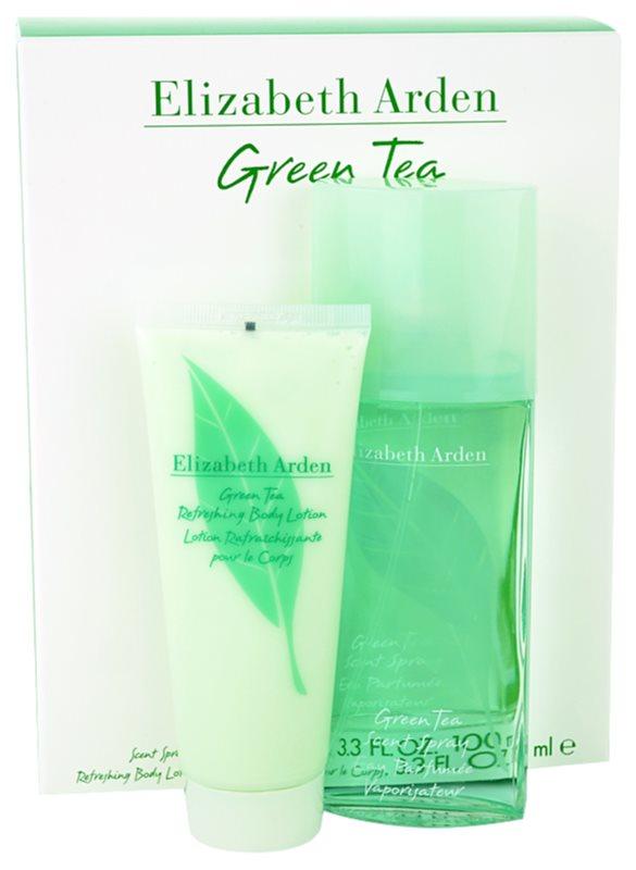 Elizabeth Arden Green Tea coffret cadeau X.