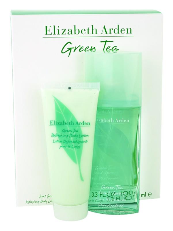 Elizabeth Arden Green Tea coffret X.
