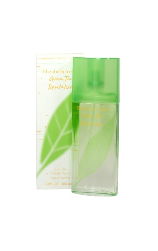 Elizabeth Arden Green Tea Revitalize Eau de Toilette for Women 100 ml