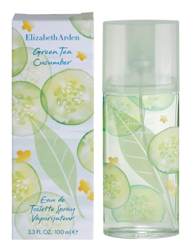 Elizabeth Arden Green Tea Cucumber toaletní voda pro ženy 100 ml