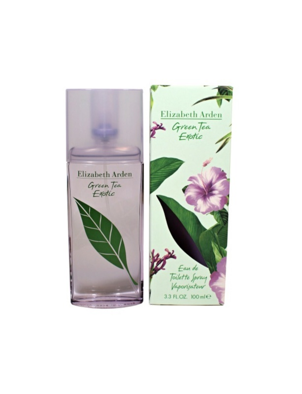 Elizabeth Arden Green Tea Exotic eau de toilette para mujer 100 ml
