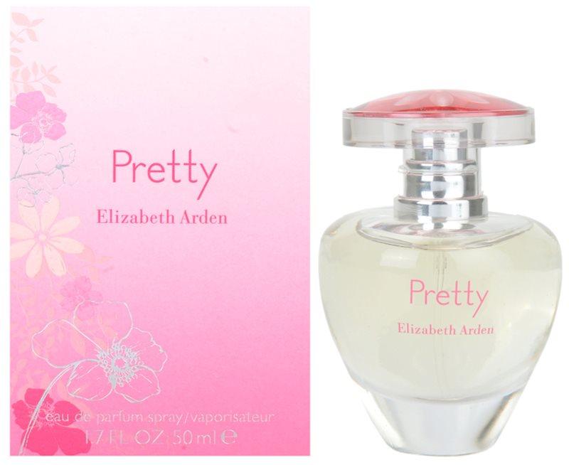 Elizabeth Arden Pretty parfémovaná voda pro ženy 50 ml