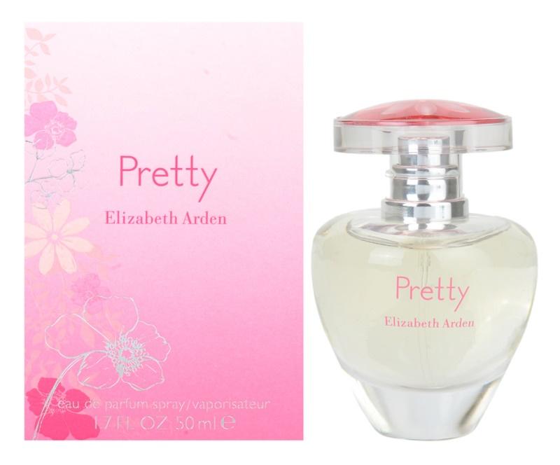 Elizabeth Arden Pretty parfumska voda za ženske 50 ml