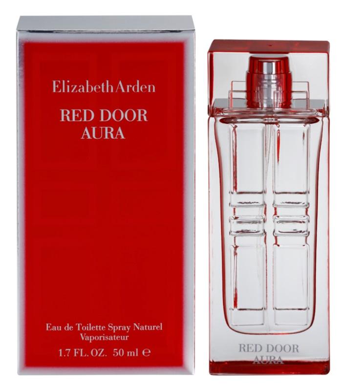 Elizabeth Arden Red Door Aura toaletní voda pro ženy 50 ml