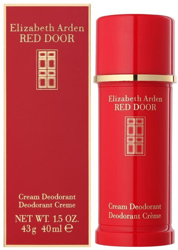 Elizabeth Arden Red Door Cream Deodorant déodorant crème pour femme 40 ml