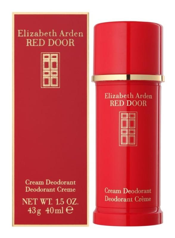 Elizabeth Arden Red Door Cream Deodorant krémový dezodorant pre ženy 40 ml