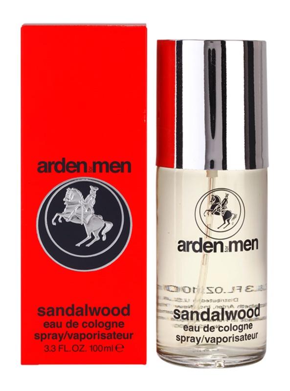 Elizabeth Arden Sandalwood Eau de Cologne voor Mannen 100 ml