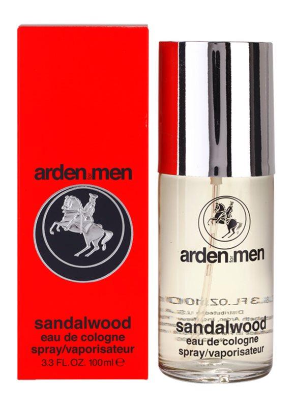 Elizabeth Arden Sandalwood kolínská voda pro muže 100 ml