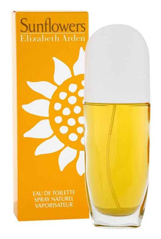 Elizabeth Arden Sunflowers eau de toilette pour femme 30 ml