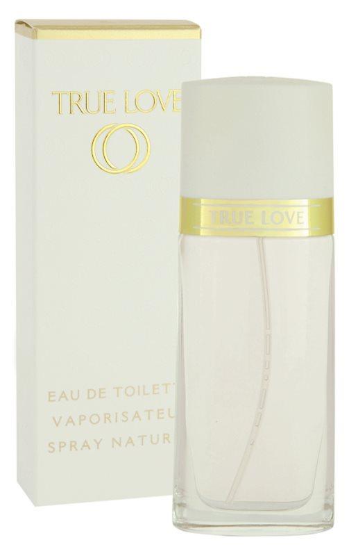 Elizabeth Arden True Love toaletní voda pro ženy 100 ml