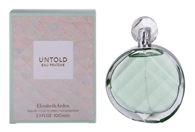 Elizabeth Arden Untold Eau Fraiche toaletna voda za ženske 100 ml