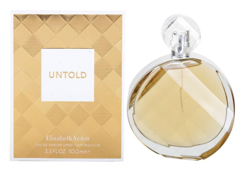 Elizabeth Arden Untold Parfumovaná voda pre ženy 100 ml