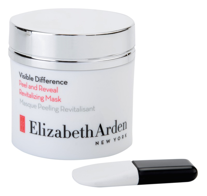 Elizabeth Arden Visible Difference Peel & Reveal Revitalizing Mask luščilna maska z revitalizacijskim učinkom