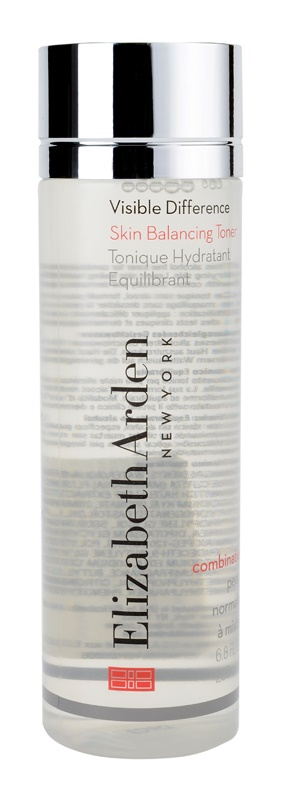 Elizabeth Arden Visible Difference Skin Balancing Toner hydratačné tonikum pre normálnu až zmiešanú pleť