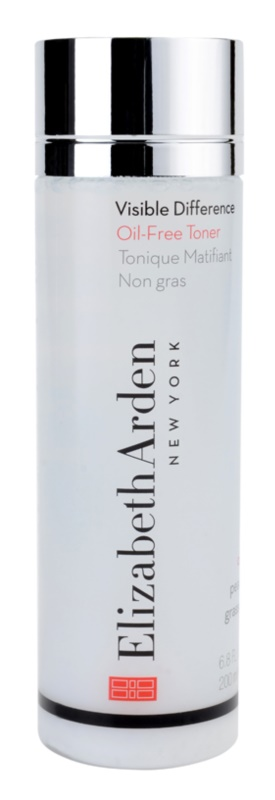 Elizabeth Arden Visible Difference Oil-Free Toner hydratačné tonikum pre mastnú pleť