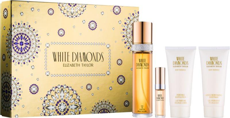 Elizabeth Taylor White Diamonds zestaw upominkowy II.