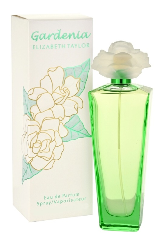 Elizabeth Taylor Gardenia Eau de Parfum para mulheres 100 ml