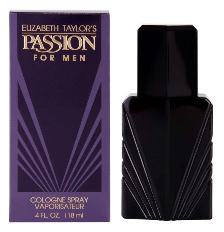Elizabeth Taylor Passion Eau de Cologne Herren 118 ml