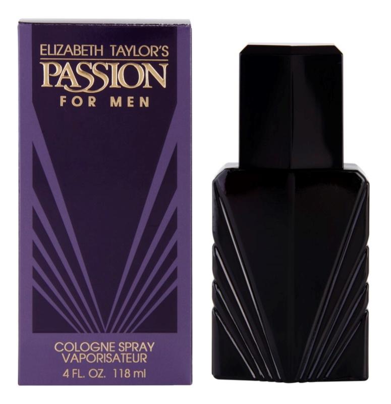 Elizabeth Taylor Passion kolinská voda pre mužov 118 ml