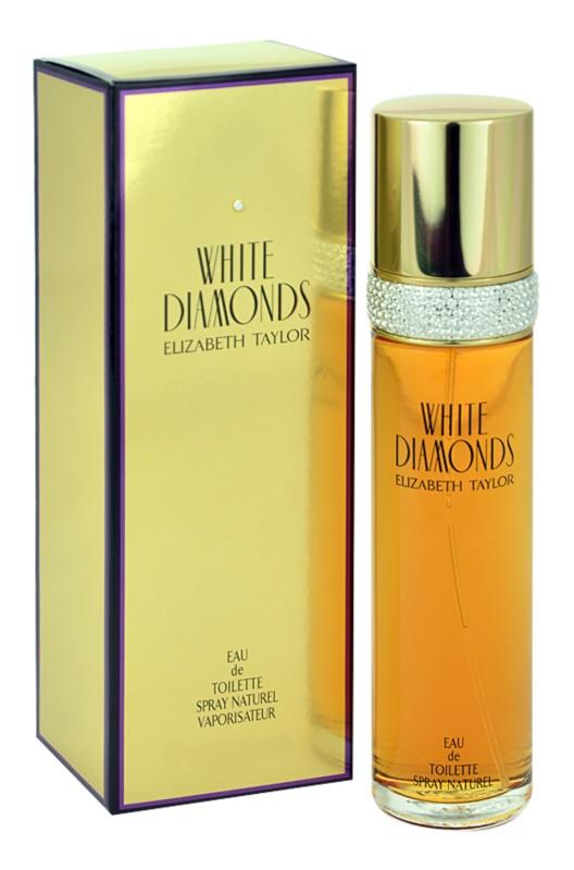 Elizabeth Taylor White Diamonds woda toaletowa dla kobiet 100 ml