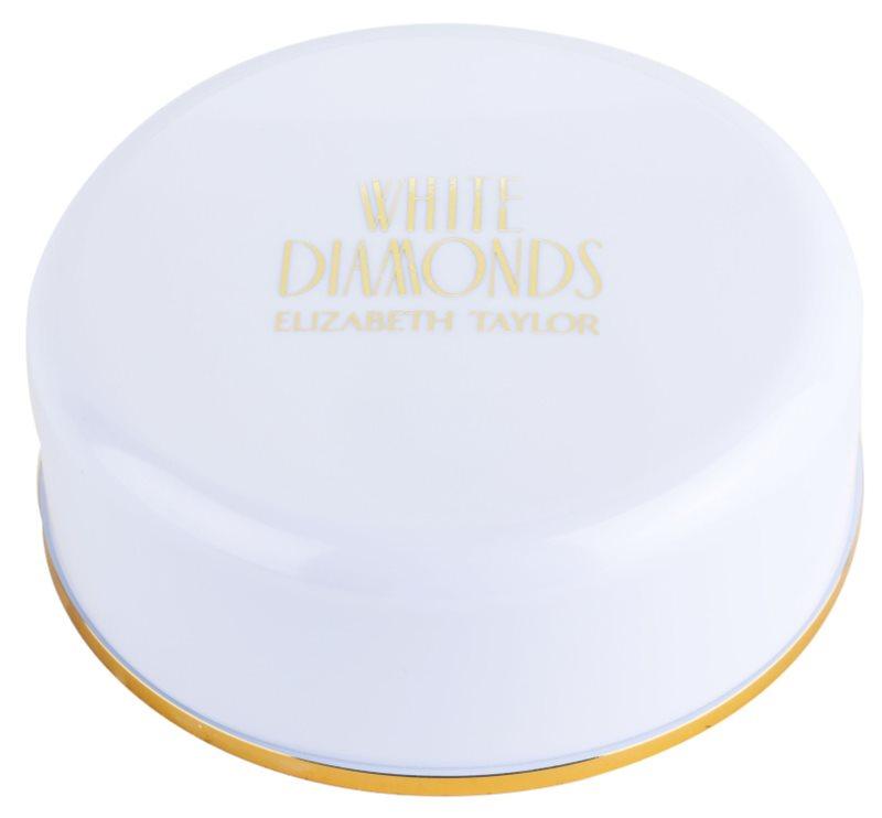 Elizabeth Taylor White Diamonds puder do ciała dla kobiet 75 g