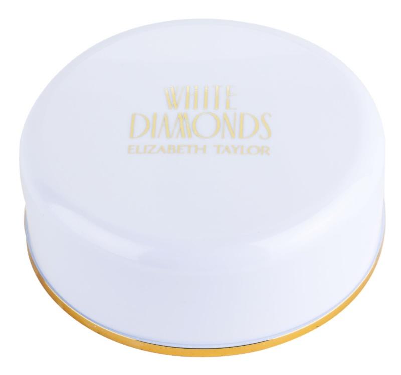 Elizabeth Taylor White Diamonds puder za ženske 75 g
