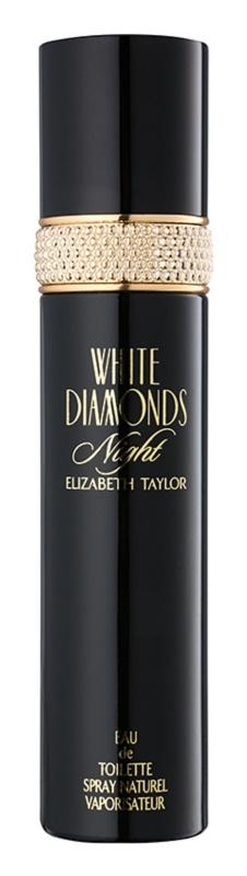 Elizabeth Taylor White Diamonds Night woda toaletowa dla kobiet 100 ml