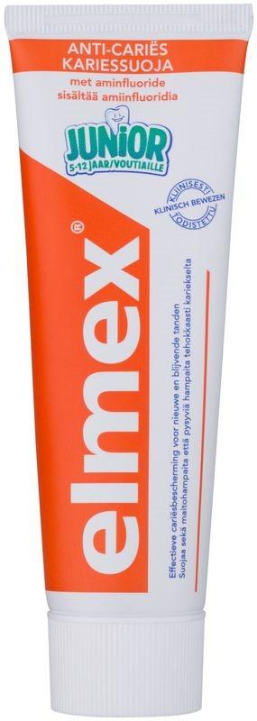 Elmex Junior 5-12 Years pasta do zębów dla dzieci