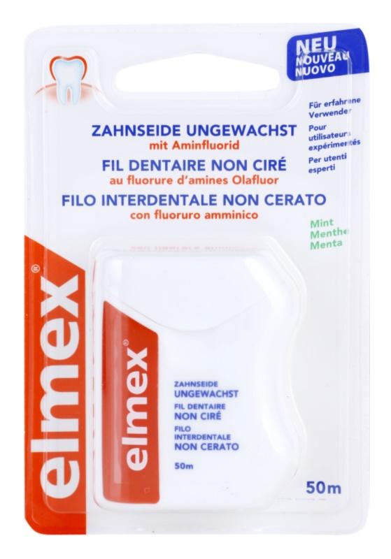 Elmex Caries Protection nevoskovaná dentálna niť