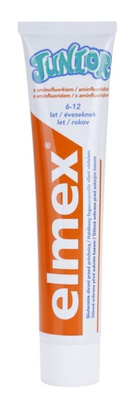 Elmex Junior 6-12 Years zubna pasta za djecu