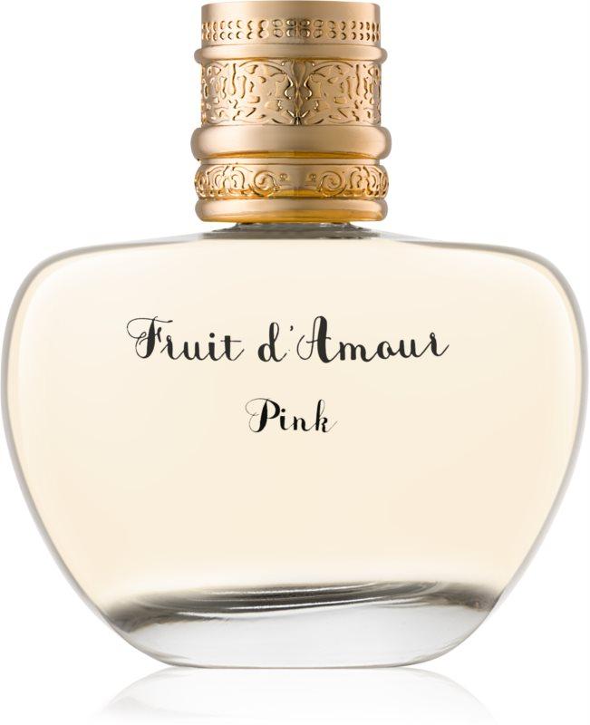 Emanuel Ungaro Fruit d'Amour Pink eau de toilette per donna 100 ml