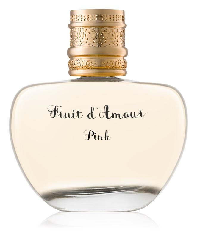 Emanuel Ungaro Fruit d'Amour Pink eau de toilette pour femme 100 ml