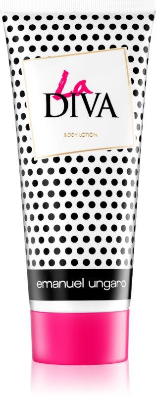 Emanuel Ungaro La Diva telové mlieko pre ženy 200 ml