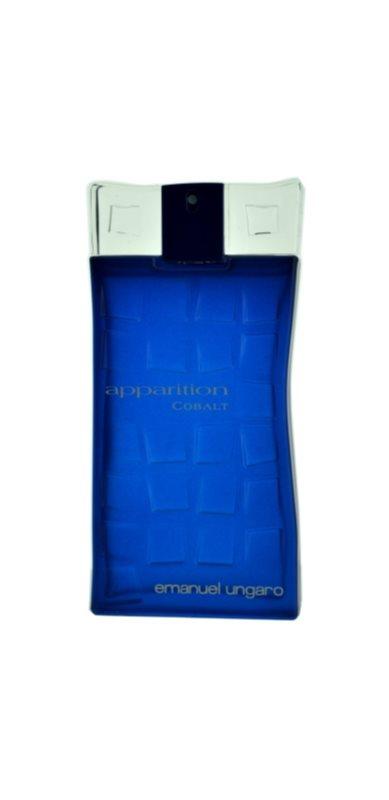 Emanuel Ungaro Apparition Cobalt Eau de Toilette for Men 90 ml
