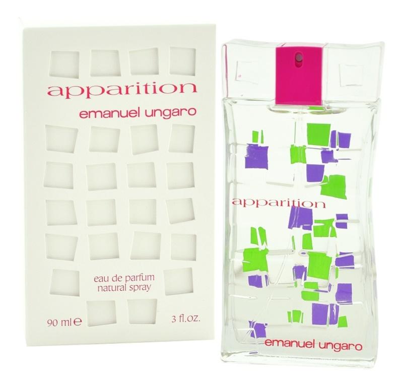 Emanuel Ungaro Apparition eau de parfum pentru femei 90 ml