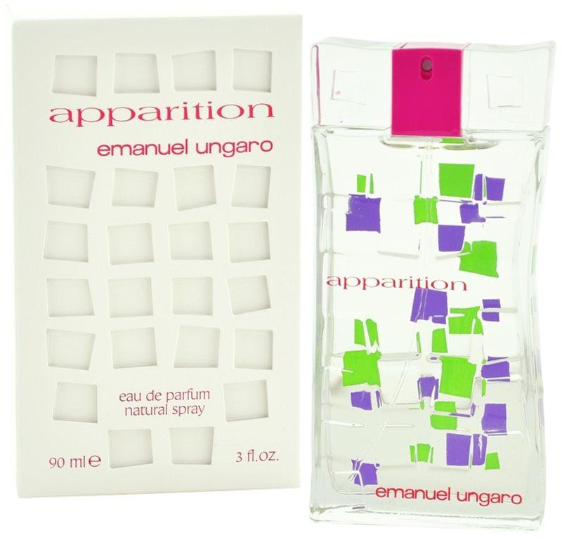 Emanuel Ungaro Apparition eau de parfum pour femme 90 ml