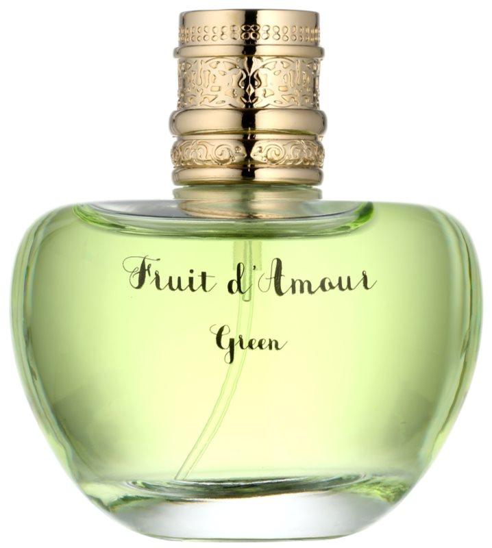 Emanuel Ungaro Fruit d'Amour Green Eau de Toilette for Women 100 ml